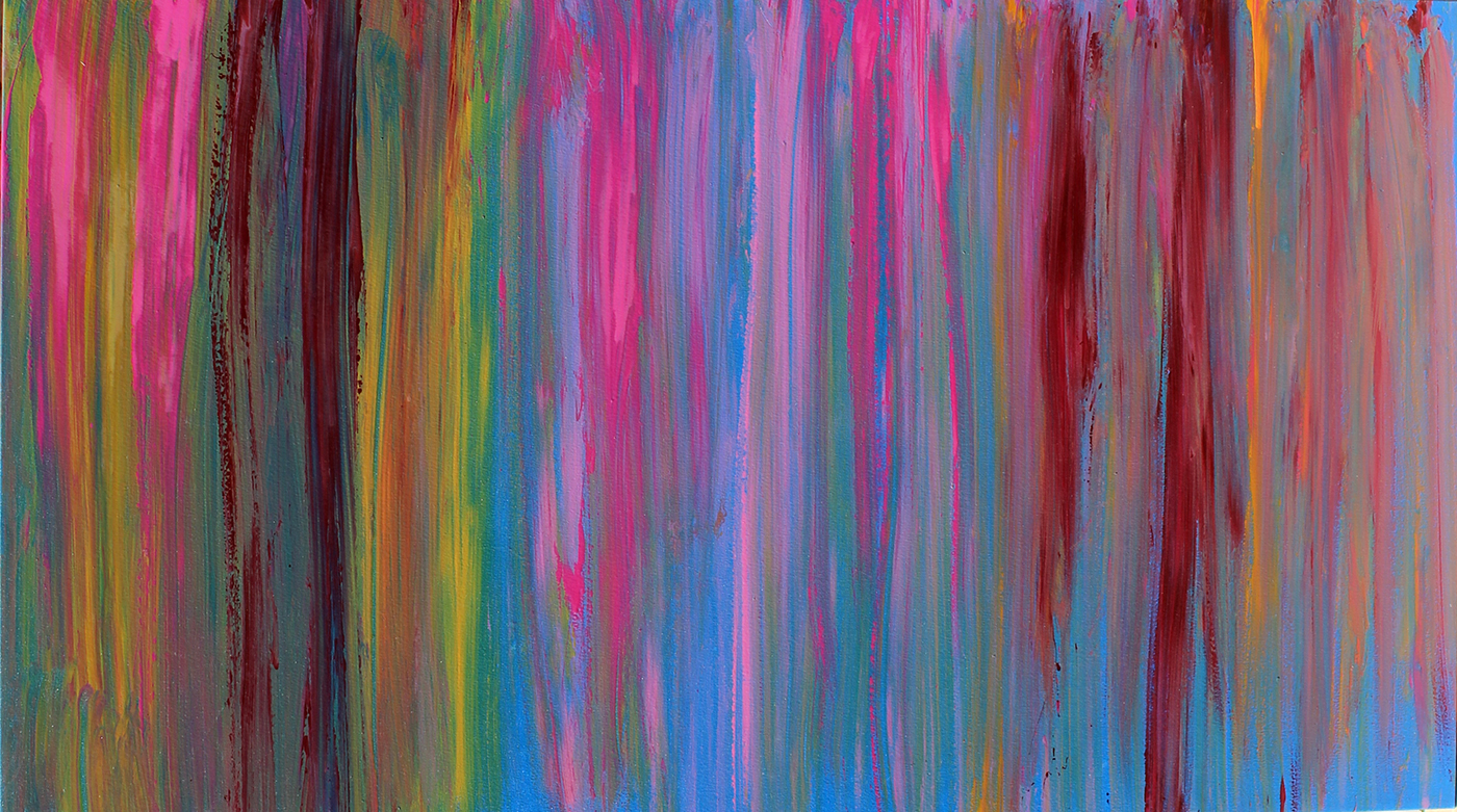 Blue ( Color Code ) 2015 Paint 39 x 68.inches jpg