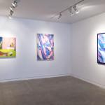 """Emulator"" install view at Gallery 151, New York, 2016"