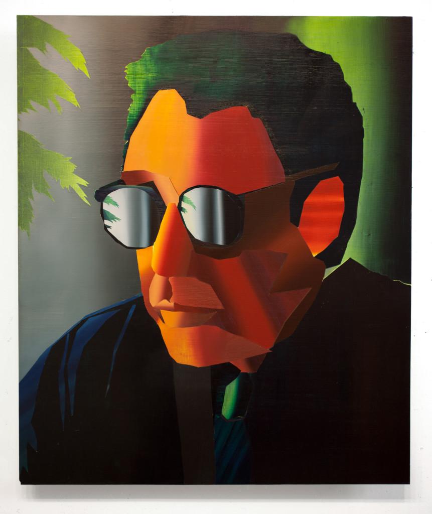 "Jonathan Chapline, ""Reflections Channels"", 2015"