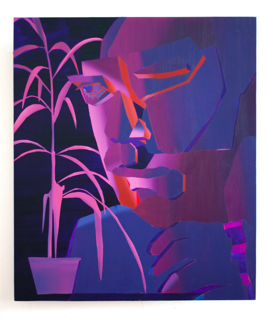"Jonathan Chapline, ""Late Night Cyber Troll 2"", 2015"