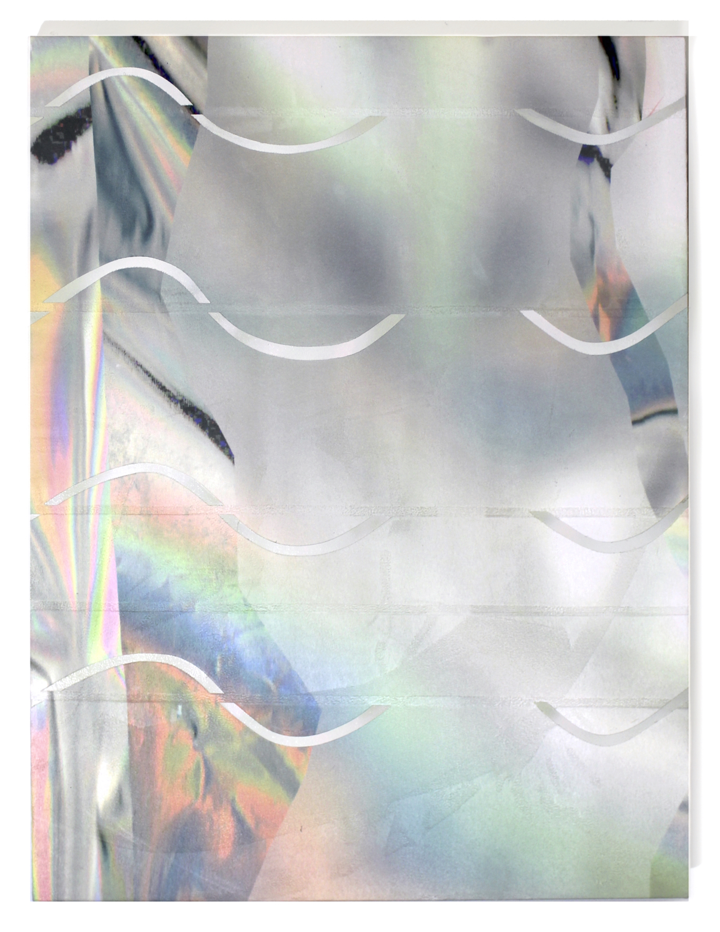 "Anne Vieux, ""Repeat VIII"", 2016"