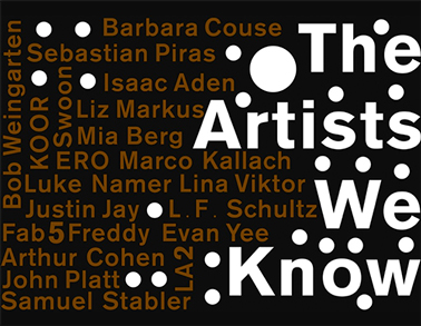 the-artists-we-know